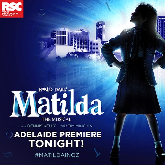 Tim Minchin · THE MATILDA THE MUSICAL STORY
