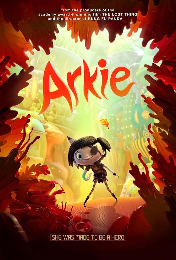 Arkie Poster_