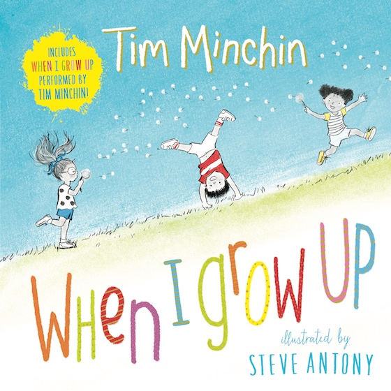 When I Grow Up - Australian Cover