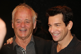 Two Phils - Bill Murray & Andy Karl
