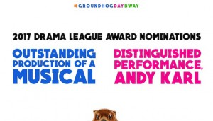 Drama League Nominations