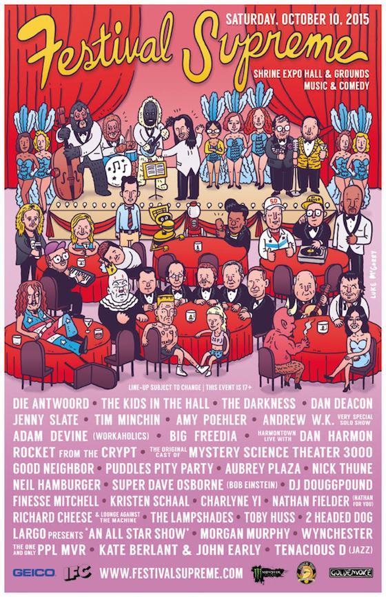 Festival Supreme 3