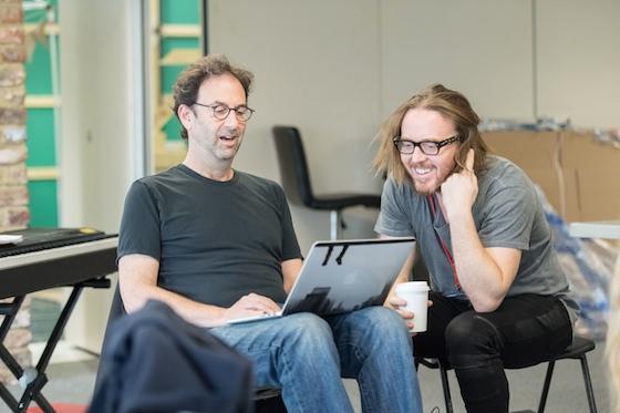 Danny Rubin and Tim