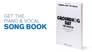 Groundhog Day Song Book for Piano and Vocals