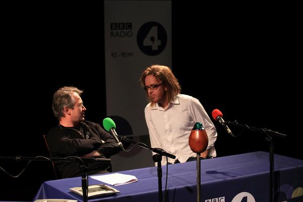 Robin and Tim: Intense debate