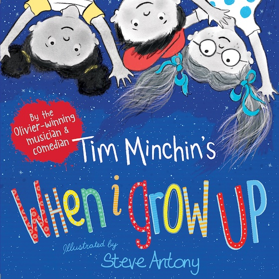 When I Grow Up - UK Cover
