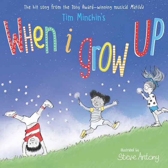 When I Grow Up - US Cover
