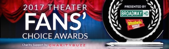 2017 Theater Fans' Choice Awards